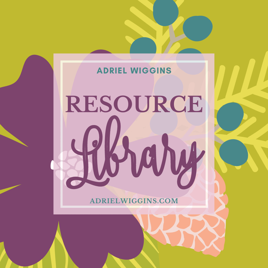 Resource Library author tools