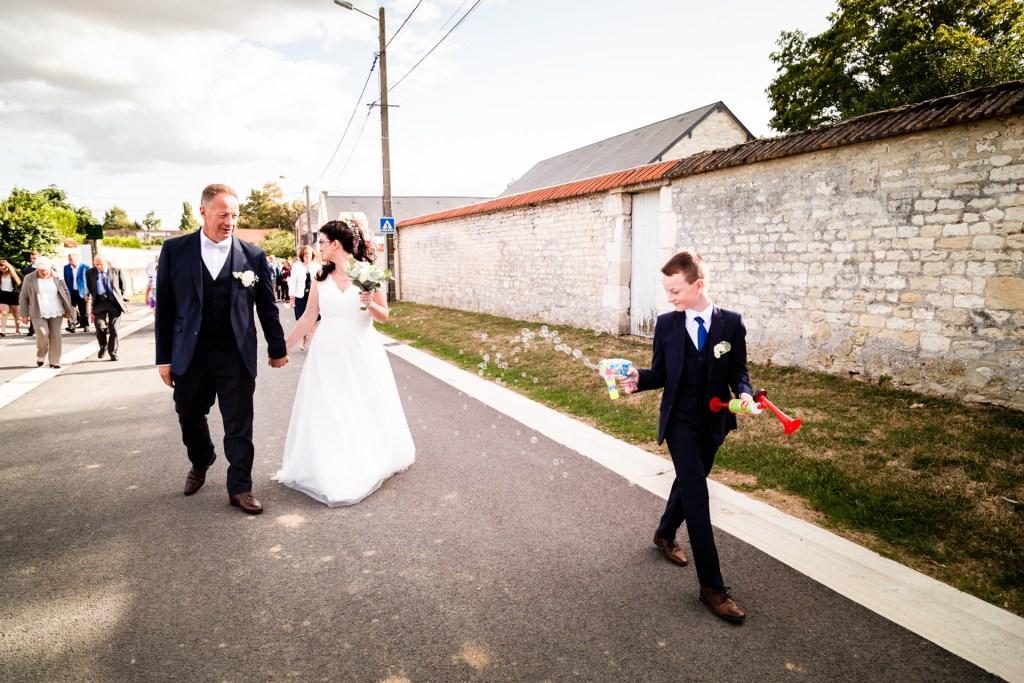 Mariage de Roseline et Christophe