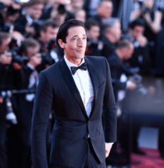 adrien brody cannes 2017 - 012