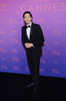 adrien brody cannes 2017 - 016
