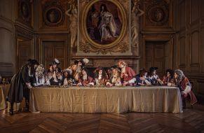 La Cène avec Louis XIV