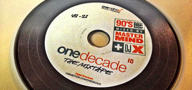 OneDecade The Mixtape
