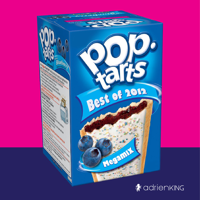 Adrien King Pop Tarts
