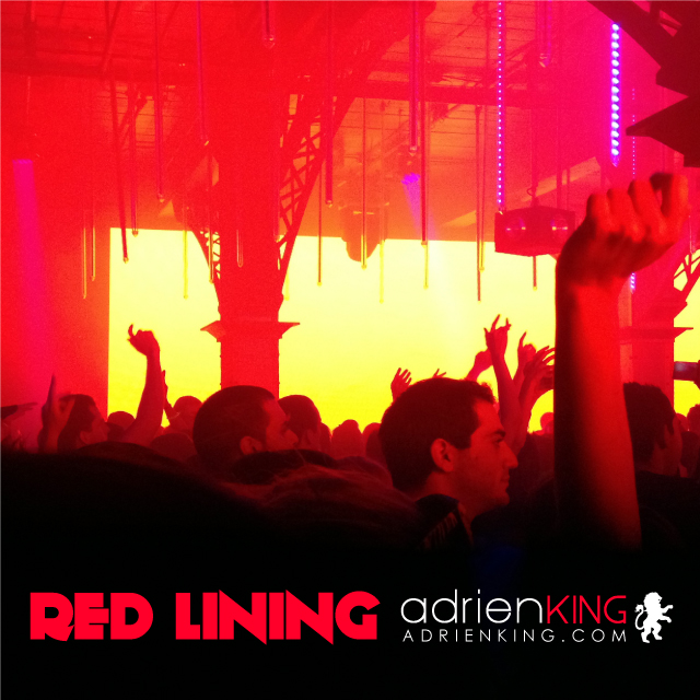 ADRIEN KING RED LINING