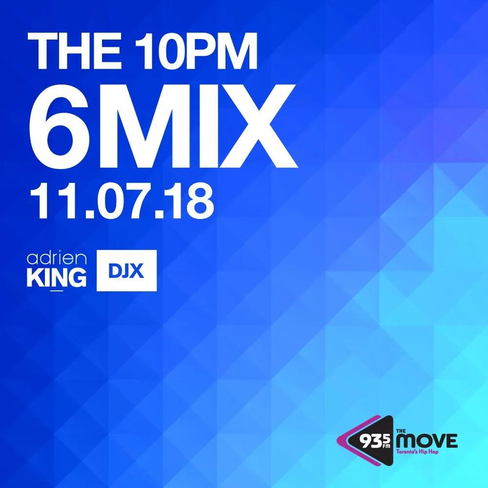 Adrien King DJX - 6IX MIX November, 7th 2018