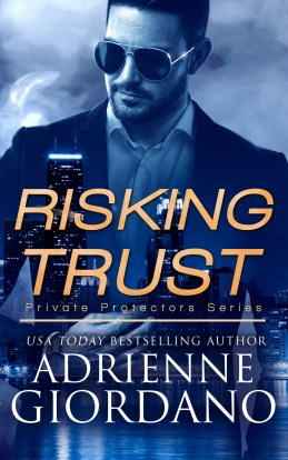 Risking Trust re-release cover