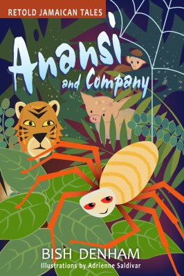 Anansi and Company Book Cover