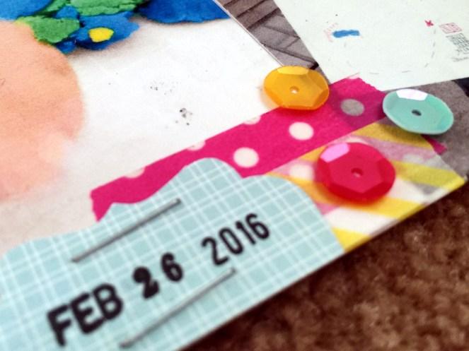 Date Close-Up