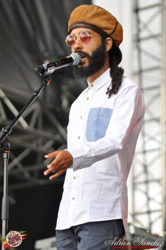 Photo Reggae Sun SKA 2014 Bordeaux RSS17 photographe adrien sanchez infante Protoje The Indiggnation (20)