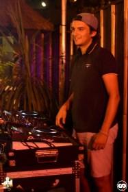 Le Wonk Dani Anacruz au Bagus Bar
