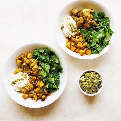 Harissa Chicken Bowl