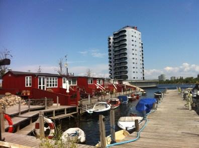 Metropolis and Bådklubben Valby