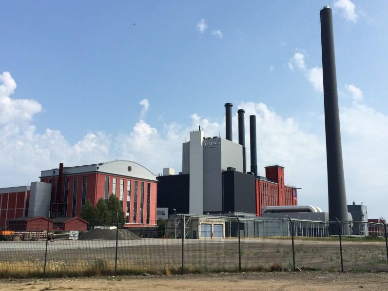 DieselHouse and HC Ørsted power station
