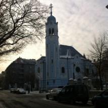 Blue Church, Bratislava