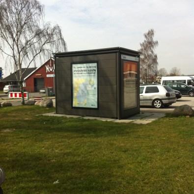 toilet, Hvidovre Havn (2013)