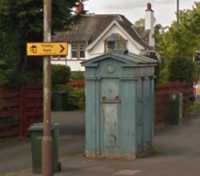 the Barnton Box