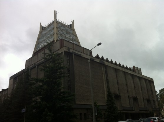Church of the Sacred Heart of Jesus (1957-66)