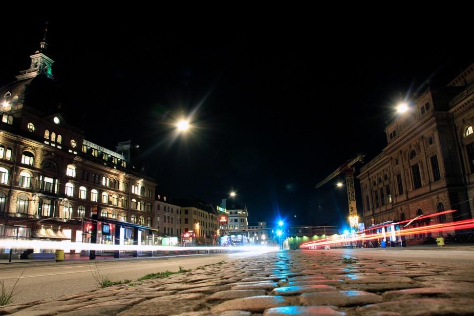 Copenhague sous projecteur