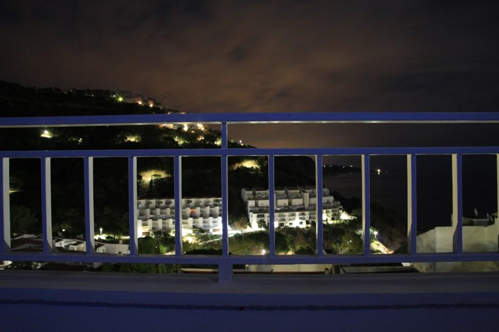 desde una terraza