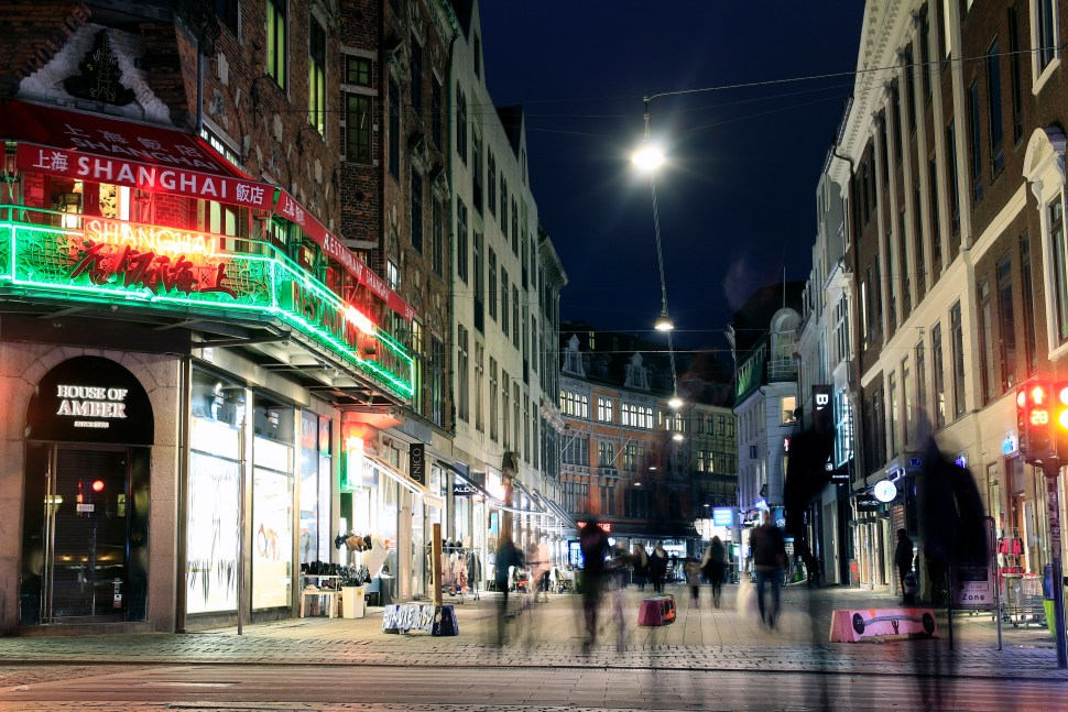 spectres des rues