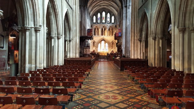 St. Patrick's Cathedral - The Altar