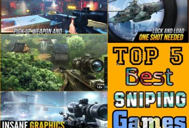 Top 5 Best High Graphics Snipping FPS Games For Android