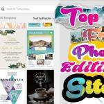 10 Best Free Photo Editing Sites
