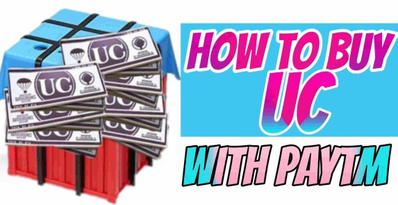How To Buy Uc From Paytm