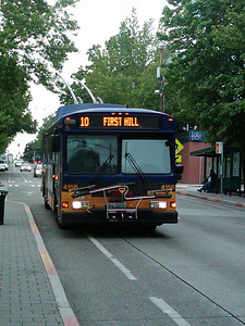 King County Metro #10 First Hill