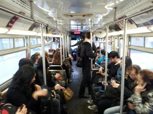 MUNI Streetcar FTW!