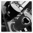 Sample Appropriate Beer & Coffee Swag