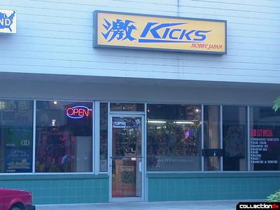 Kicks Hobby Japan