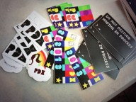 Node PDX Sticker Selection was WICKED COOL!