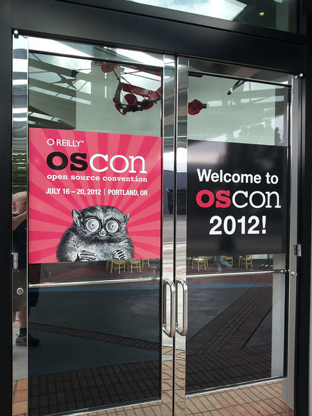 OSCON 2012 Opening Doors