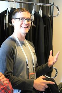 Portland Basho Office Representing, Eric Redmond, database guy @coderoshi