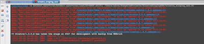 Web Server Executing