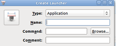 Creating a Launcher