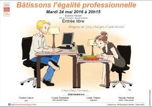 Un homme et une femme travaillant avec un ordinateur au bureau