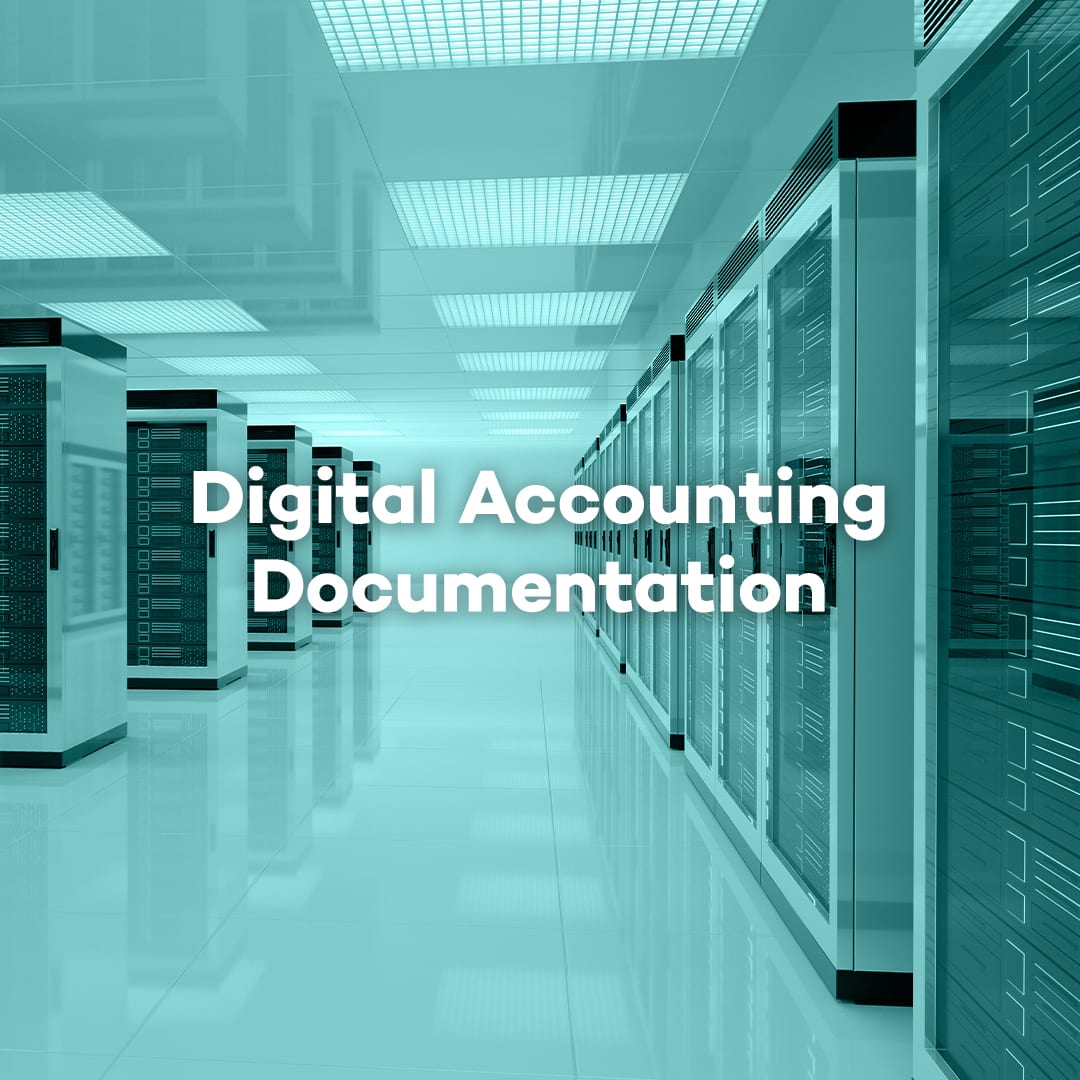 Digtal accounting and documentation