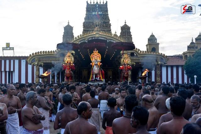 நல்லூர் கந்தசுவாமி ஆலய 15 ம் நாள் உற்சவம் 4