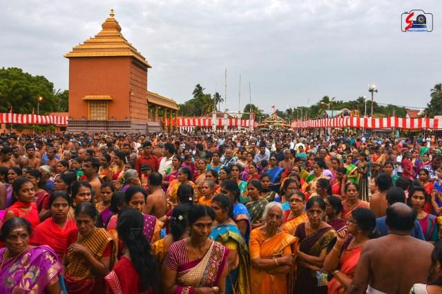 நல்லூர் கந்தசுவாமி ஆலய 16 ம் நாள் உற்சவம் 4