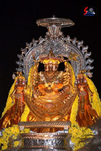 நல்லூர் கந்தசுவாமி ஆலய 18 ம் நாள் உற்சவம் 14