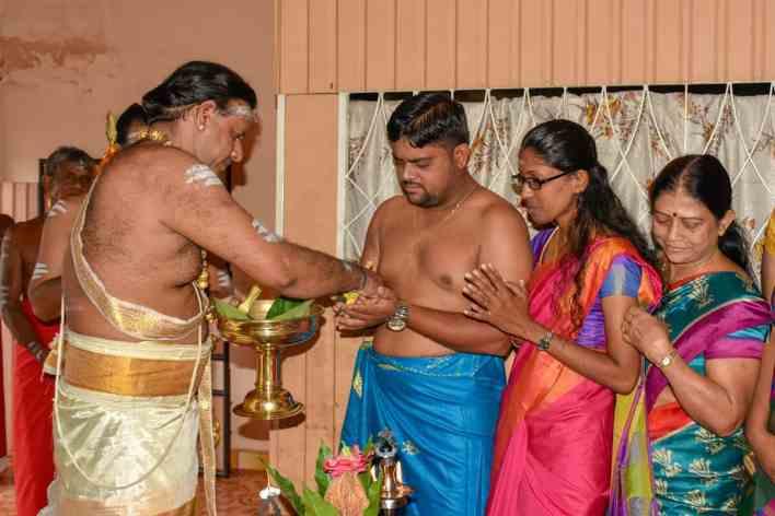 வரலாற்றுச் சிறப்பு மிக்க நல்லூர் கந்தசுவாமி ஆலயத்தின் காளாஞ்சி கையளிக்கும் நிகழ்வு..! 2