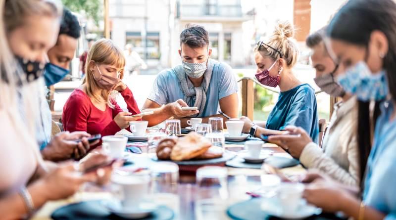 6 redes sociales donde están ahora los más jóvenes