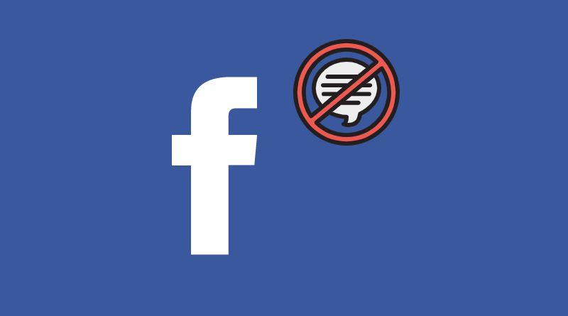 Facebook no prohibirá la publicidad política pero permitirá silenciarla