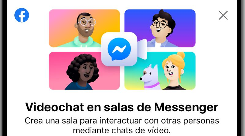 Messenger Rooms ya está disponible en todo el mundo