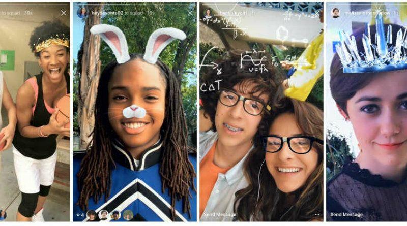 Usar filtros en los selfies de Instagram genera menos likes