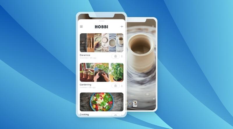 Facebook lanza Hobbi, una app tipo Pinterest