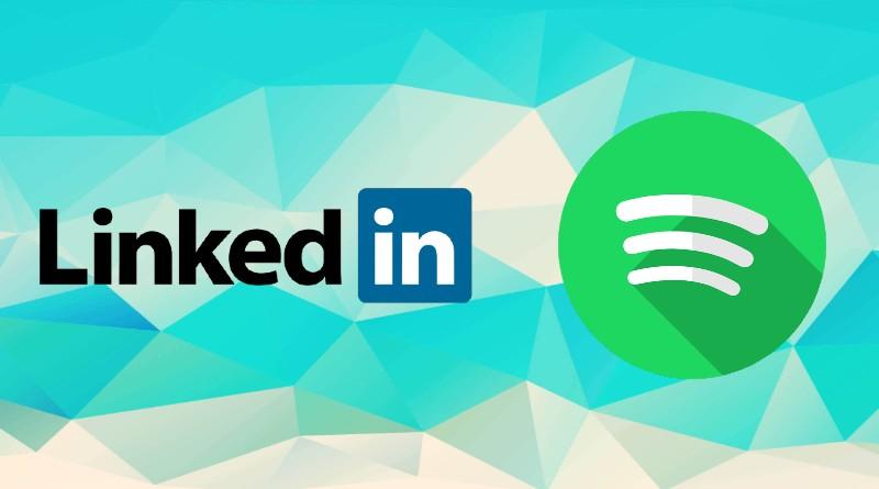 LinkedIn abre cuenta en Spotify con listas para cada momento de la carrera profesional
