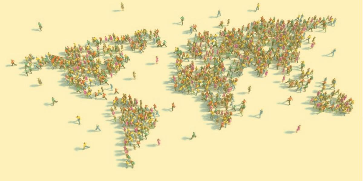 El 53% de la población mundial ya emplea las redes sociales